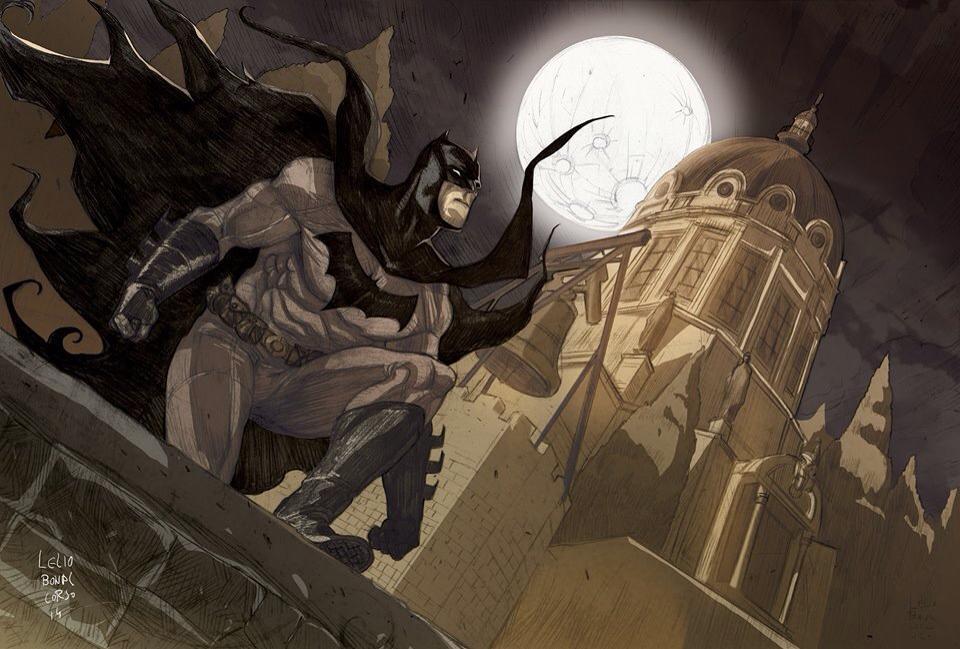 Batman a Cristo Re - Lelio Bonaccorso.jpg